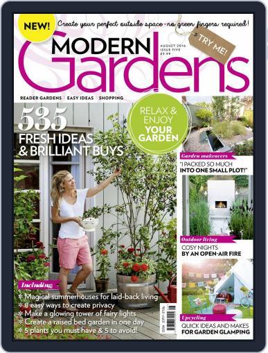 Modern Gardens (Digital) August 1st, 2016 Issue Cover