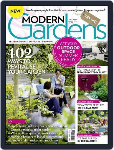 Modern Gardens June 1st, 2016 Digital Back Issue Cover