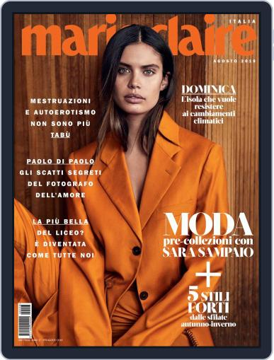 Marie Claire Italia (Digital) August 1st, 2019 Issue Cover