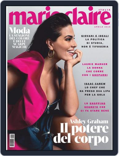 Marie Claire Italia (Digital) April 1st, 2019 Issue Cover