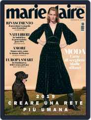 Marie Claire Italia (Digital) Subscription January 1st, 2019 Issue