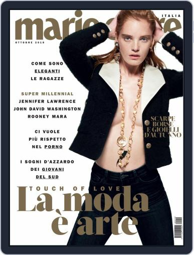 Marie Claire Italia (Digital) October 1st, 2018 Issue Cover