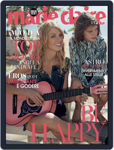 Marie Claire Italia (Digital) December 19th, 2013 Issue Cover