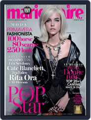 Marie Claire Italia (Digital) Subscription April 6th, 2013 Issue