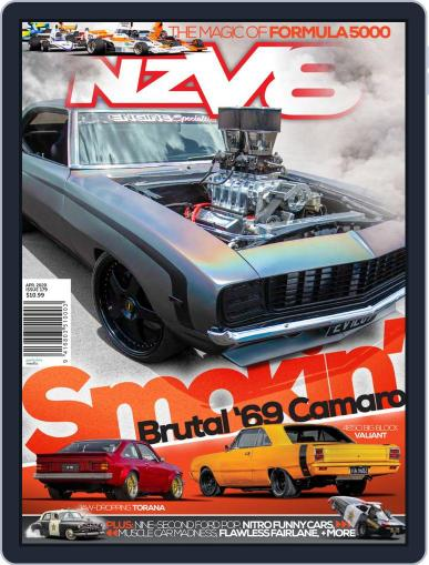 NZV8 (Digital) April 1st, 2020 Issue Cover