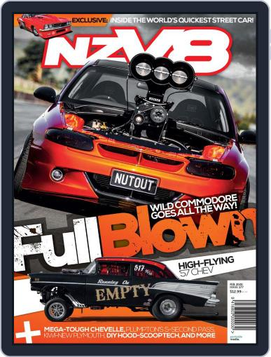 NZV8 (Digital) February 1st, 2020 Issue Cover
