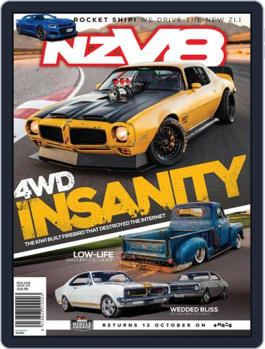 NZV8 (Digital) November 1st, 2019 Issue Cover