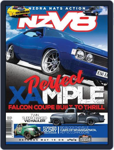 NZV8 (Digital) May 1st, 2019 Issue Cover