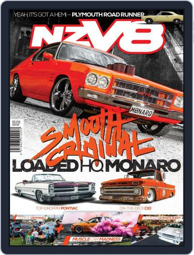 NZV8 April 1st, 2019 Digital Back Issue Cover