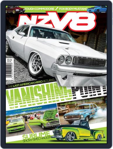 NZV8 (Digital) March 1st, 2019 Issue Cover