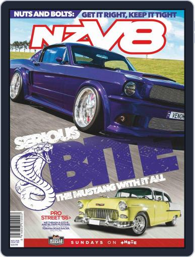 NZV8 November 1st, 2018 Digital Back Issue Cover