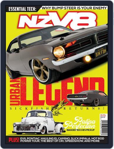 NZV8 (Digital) September 1st, 2018 Issue Cover