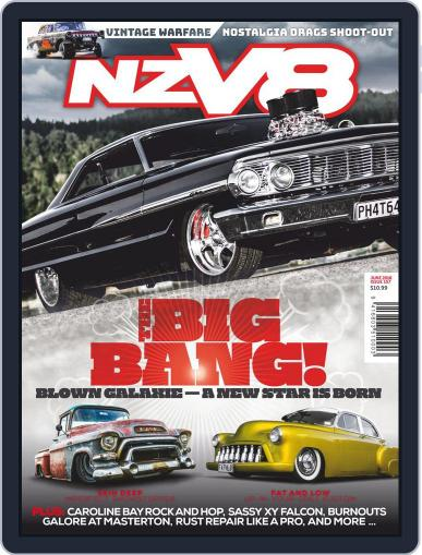 NZV8 (Digital) May 4th, 2018 Issue Cover