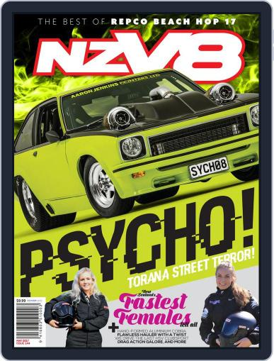 NZV8 (Digital) May 1st, 2017 Issue Cover