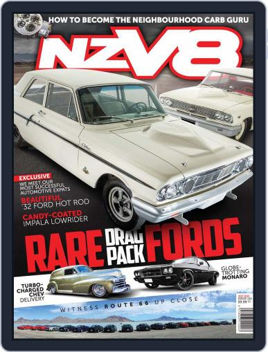 NZV8 (Digital) August 6th, 2015 Issue Cover