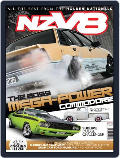 NZV8 (Digital) June 4th, 2015 Issue Cover