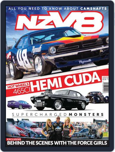 NZV8 May 3rd, 2015 Digital Back Issue Cover