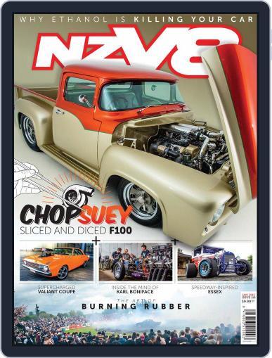 NZV8 (Digital) November 20th, 2014 Issue Cover