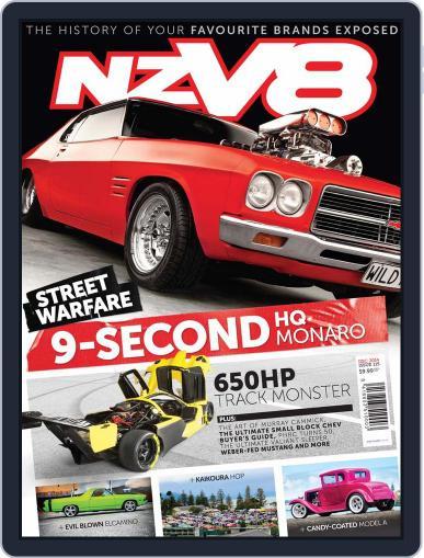 NZV8 (Digital) October 23rd, 2014 Issue Cover