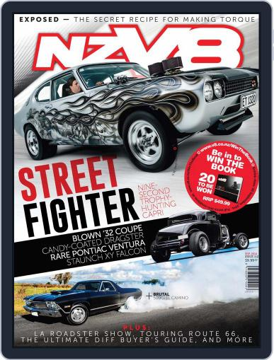 NZV8 (Digital) July 31st, 2014 Issue Cover