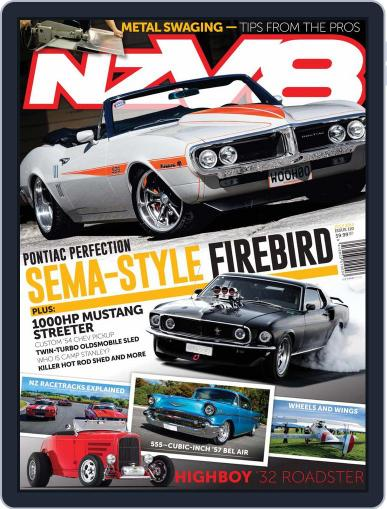 NZV8 June 5th, 2014 Digital Back Issue Cover