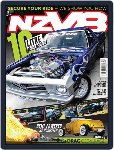 NZV8 February 6th, 2014 Digital Back Issue Cover