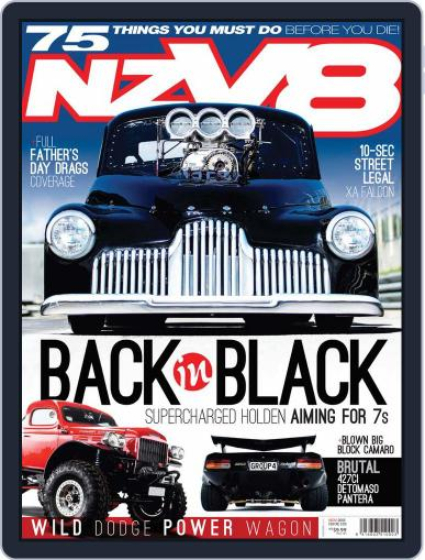 NZV8 (Digital) September 29th, 2013 Issue Cover
