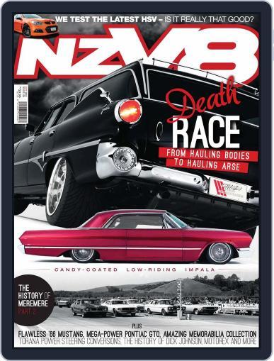NZV8 (Digital) September 1st, 2013 Issue Cover