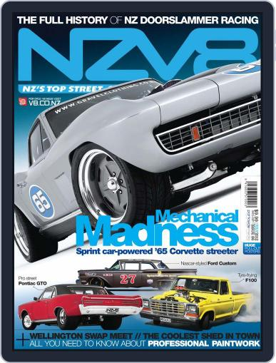 NZV8 June 10th, 2012 Digital Back Issue Cover