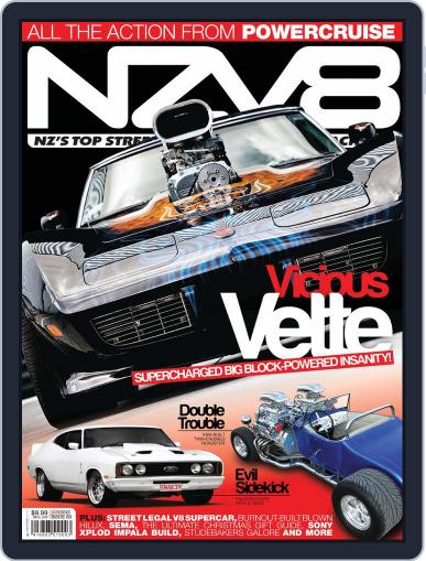 NZV8 (Digital) November 27th, 2011 Issue Cover