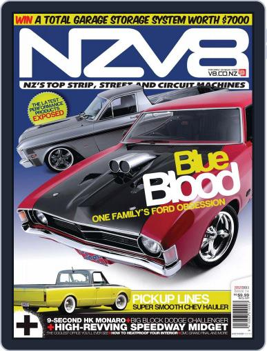 NZV8 June 13th, 2011 Digital Back Issue Cover