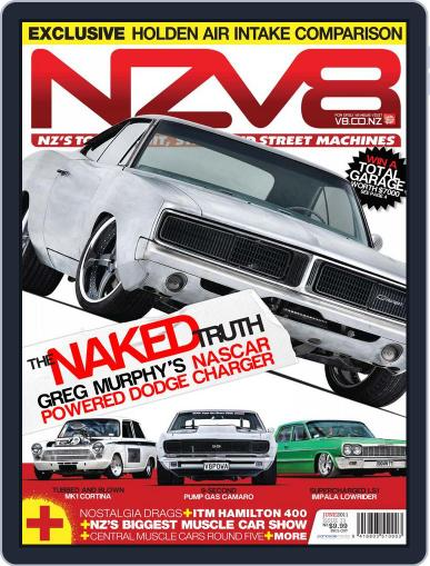 NZV8 May 15th, 2011 Digital Back Issue Cover
