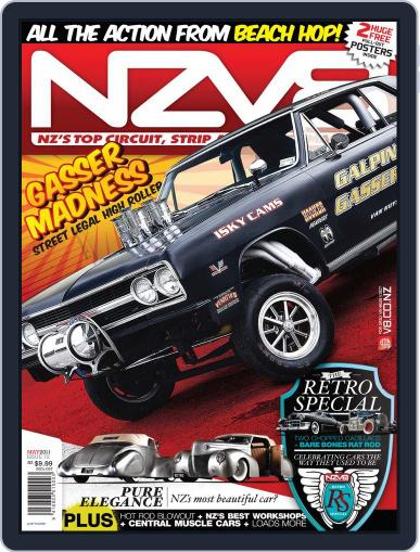 NZV8 April 17th, 2011 Digital Back Issue Cover