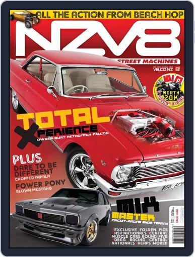 NZV8 (Digital) April 11th, 2010 Issue Cover