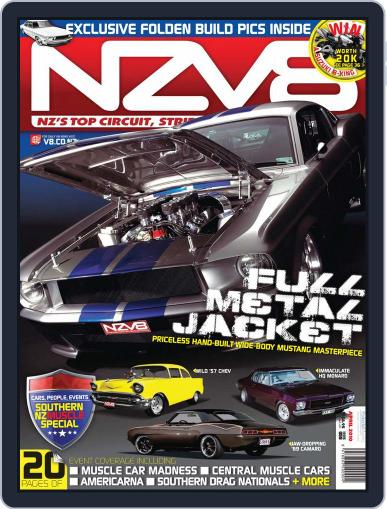 NZV8 March 14th, 2010 Digital Back Issue Cover
