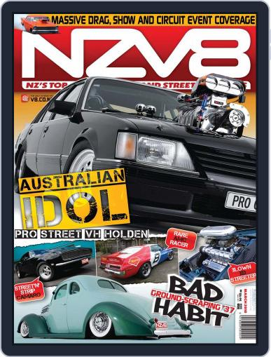 NZV8 February 14th, 2010 Digital Back Issue Cover