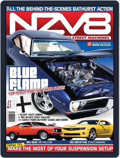NZV8 (Digital) November 2nd, 2009 Issue Cover