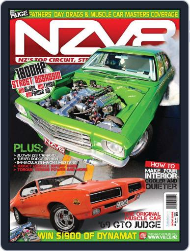 NZV8 October 4th, 2009 Digital Back Issue Cover