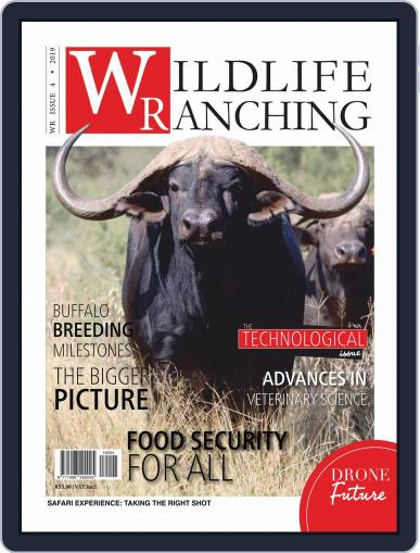 PRIVATE GAME | WILDLIFE RANCHING (Digital) August 1st, 2019 Issue Cover