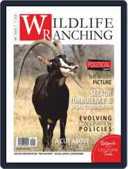 PRIVATE GAME | WILDLIFE RANCHING (Digital) Subscription February 1st, 2019 Issue