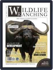 PRIVATE GAME | WILDLIFE RANCHING (Digital) Subscription September 1st, 2017 Issue