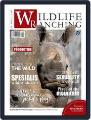 PRIVATE GAME | WILDLIFE RANCHING (Digital) Subscription June 1st, 2017 Issue