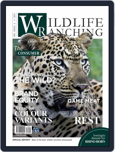 PRIVATE GAME | WILDLIFE RANCHING (Digital) February 1st, 2017 Issue Cover