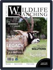 PRIVATE GAME | WILDLIFE RANCHING (Digital) Subscription January 1st, 2017 Issue