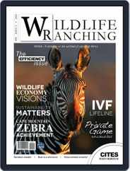 PRIVATE GAME | WILDLIFE RANCHING (Digital) Subscription September 1st, 2016 Issue