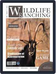 PRIVATE GAME | WILDLIFE RANCHING (Digital) Subscription October 31st, 2015 Issue