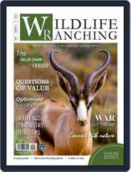 PRIVATE GAME | WILDLIFE RANCHING (Digital) Subscription June 1st, 2015 Issue