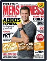 Men's Fitness - France (Digital) Subscription November 1st, 2018 Issue