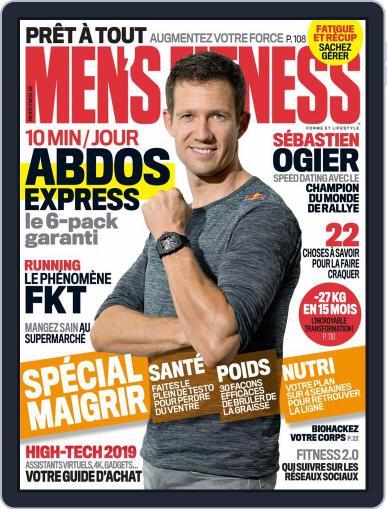 Men's Fitness - France (Digital) November 1st, 2018 Issue Cover