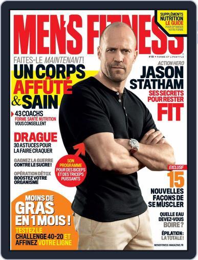 Men's Fitness - France October 1st, 2017 Digital Back Issue Cover